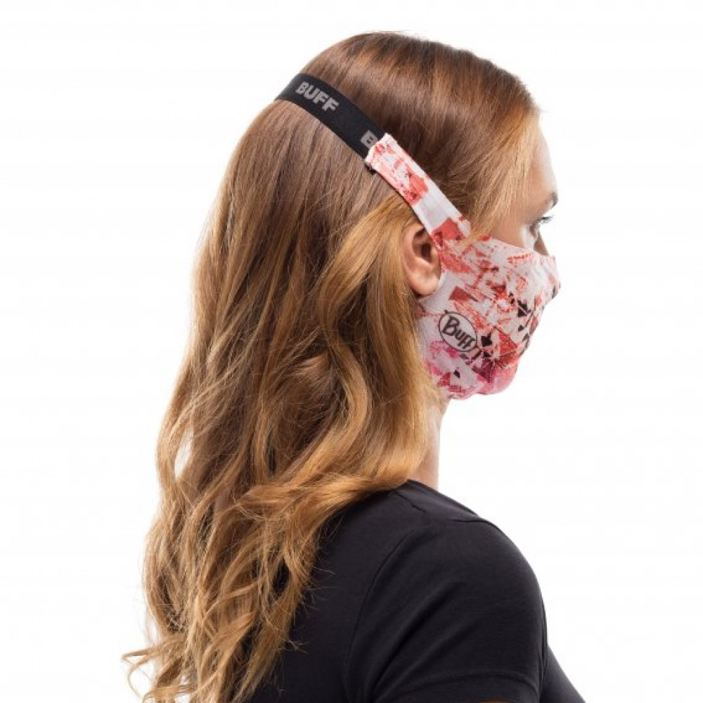 BUFF® Face Mask - Azir Multi - Red