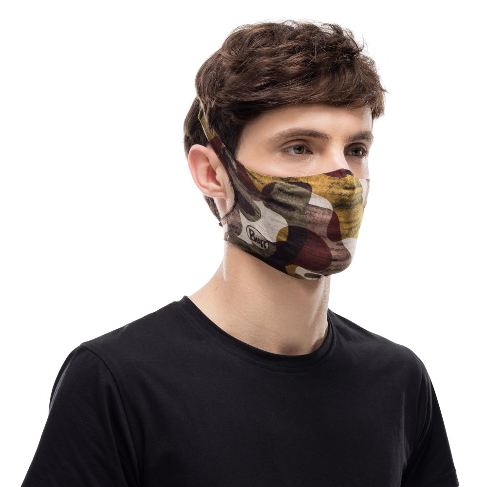 BUFF® Face Mask - Burj Multi - Camo