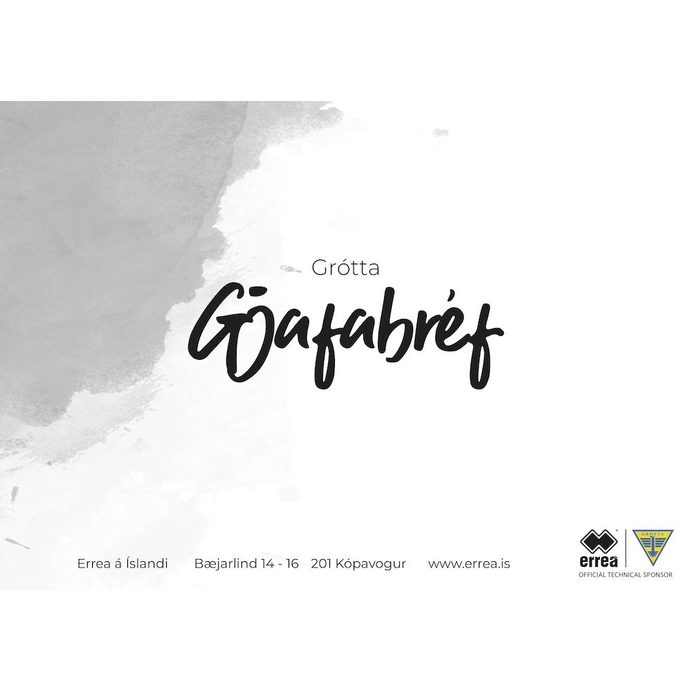 Gjafabréf - Grótta
