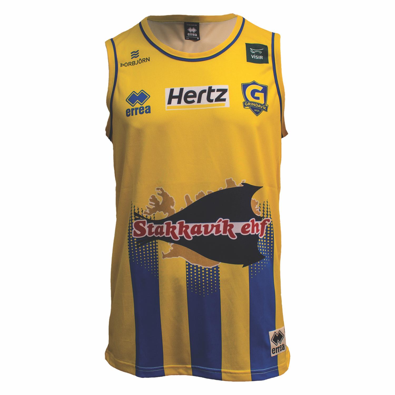 Grindavík - Basketball Shirt