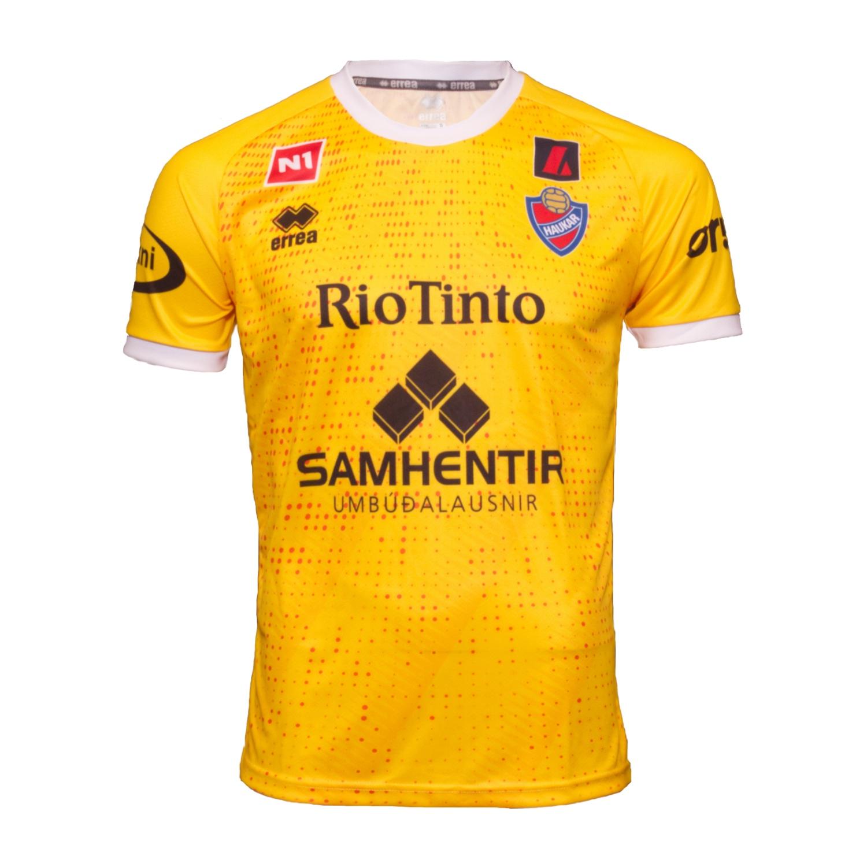 Haukar - 2019/2020 Goalkeeper shirt - Yellow