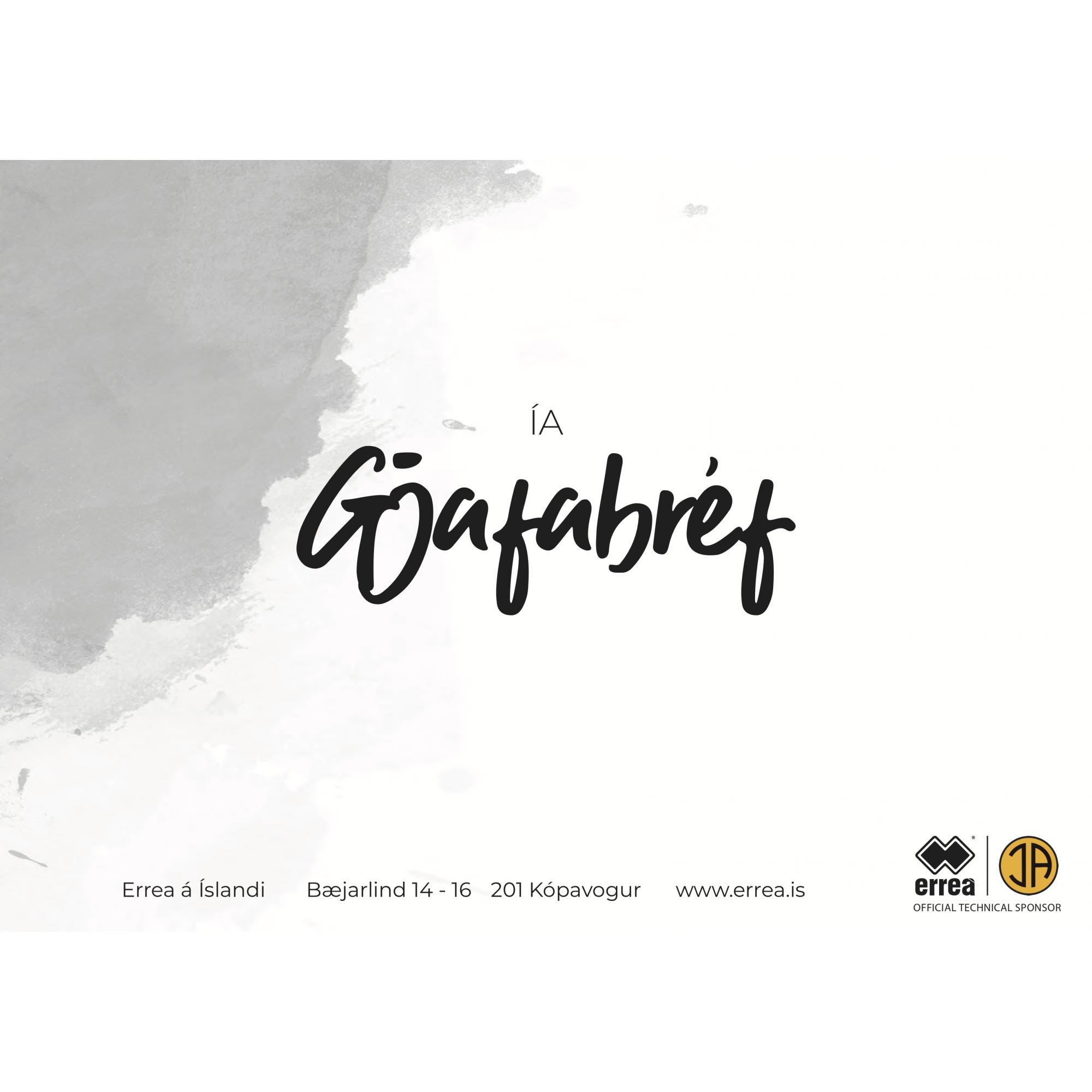 Gjafabréf - ÍA