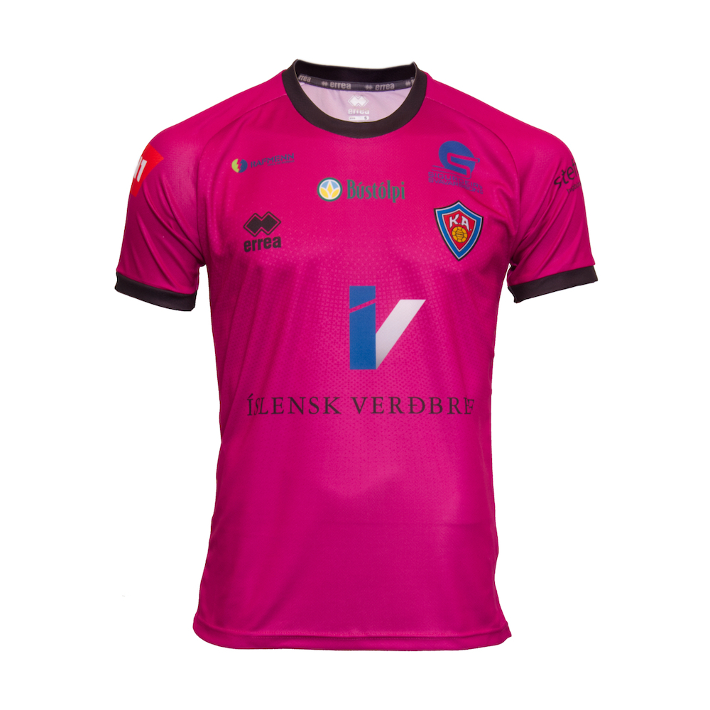 KA - Goalkeeper shirt - Pink