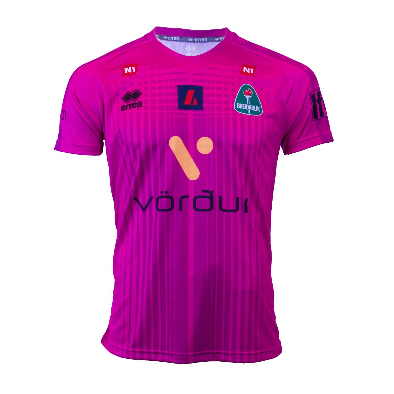 Breiðablik - Goalkeeper Shirt - Pink
