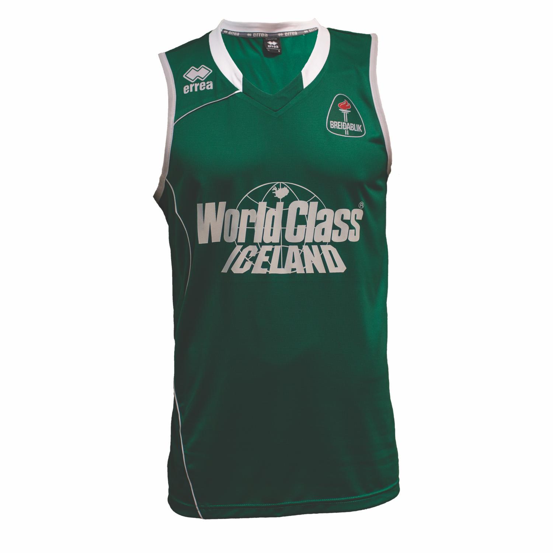 Breiðablik - Basketball Shirt