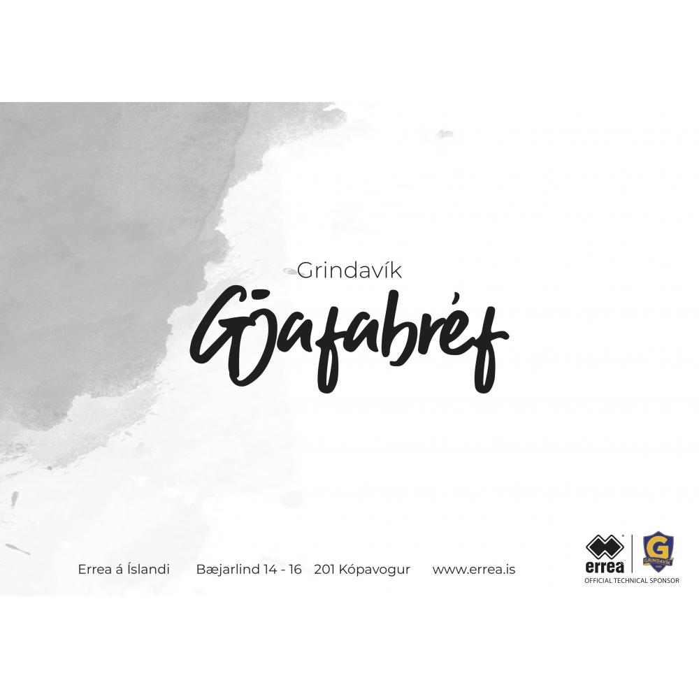 Grindavík - Gift Certificate