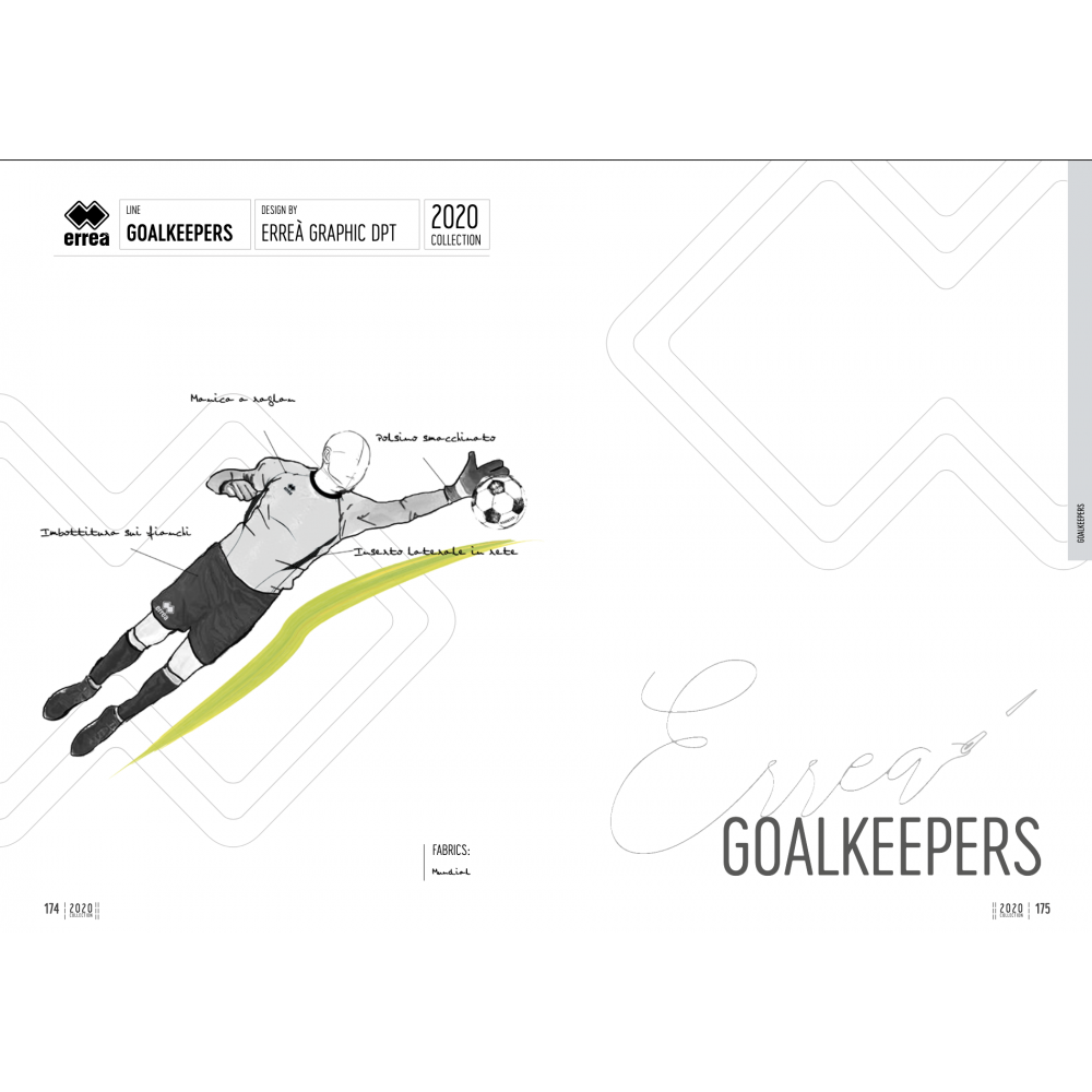 2020 Catalogue - Goalkeepers