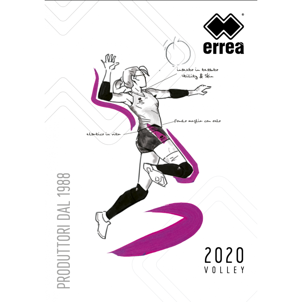 2020 Catalogue - Volleyball