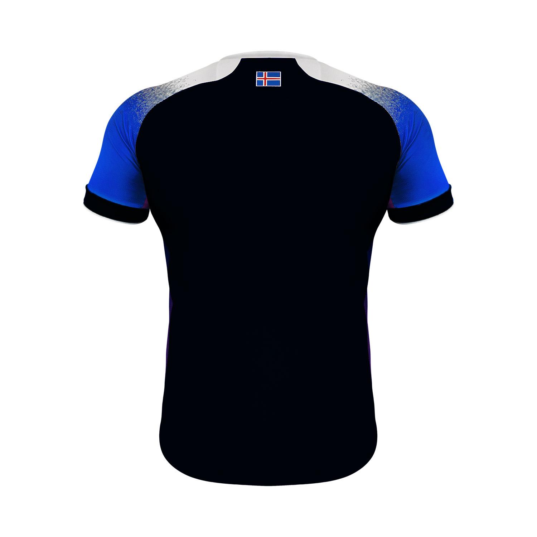 KSÍ - Iceland National Football Team Goalkeeper Shirt 2018 - 2020 - Adult