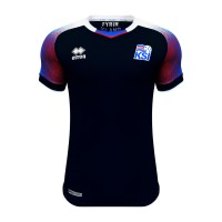 KSÍ - Iceland National Football Team Goalkeeper Shirt 2018 - 2020 - Adult