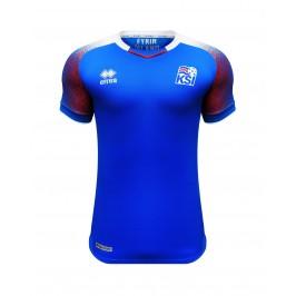 KSÍ - Iceland National Football Team Home Shirt 2018 - 2020 - Adult