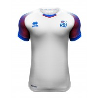 KSÍ - Iceland National Football Team Away Shirt 2018 - 2020 - Adult