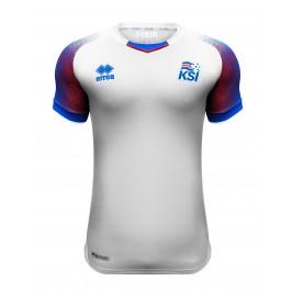 KSÍ - Iceland National Football Team Away Shirt 2018 - 2020 - Adult