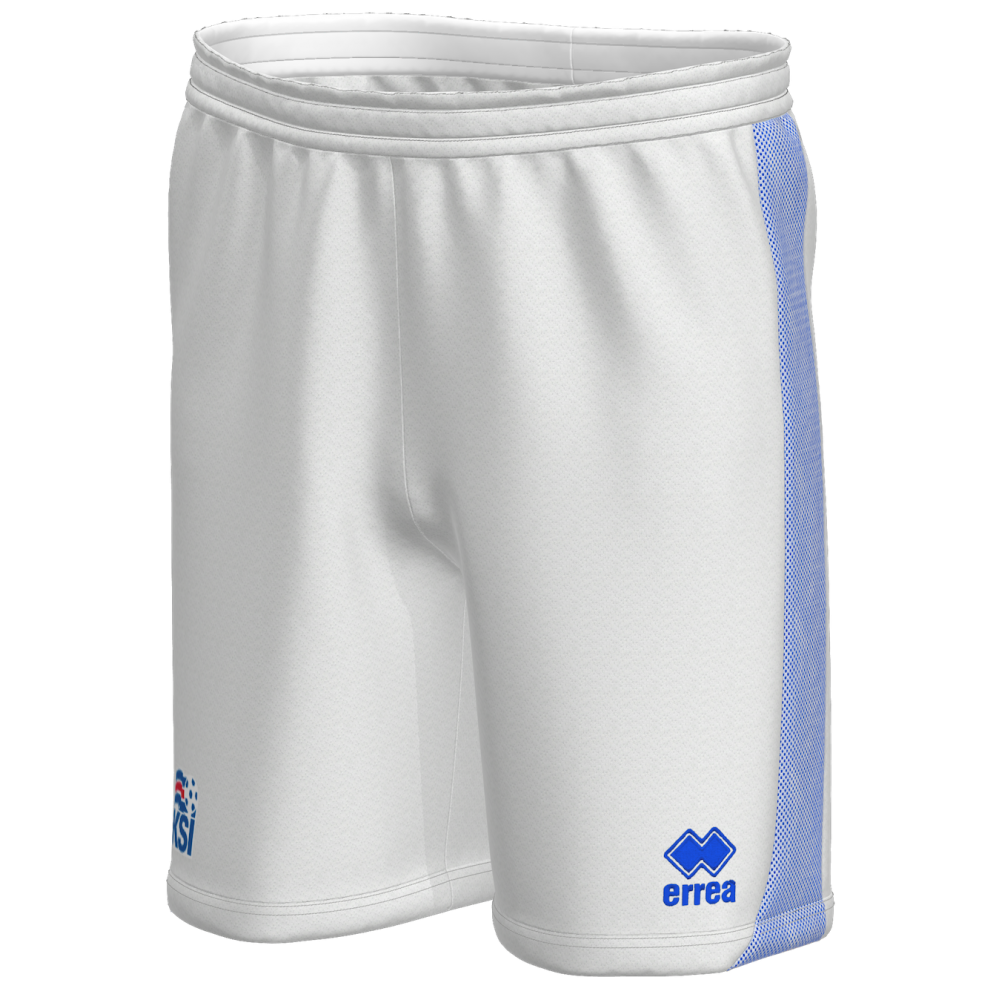 KSÍ - Iceland National Football Team Away Shorts 2018 - 2020