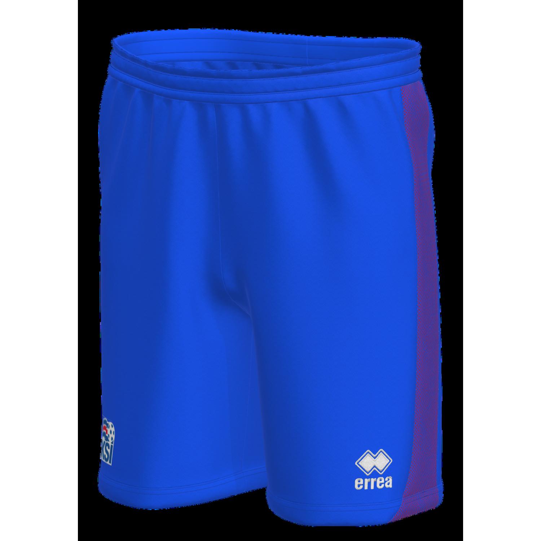 KSÍ - Iceland National Football Team Home Shorts 2018 - 2020