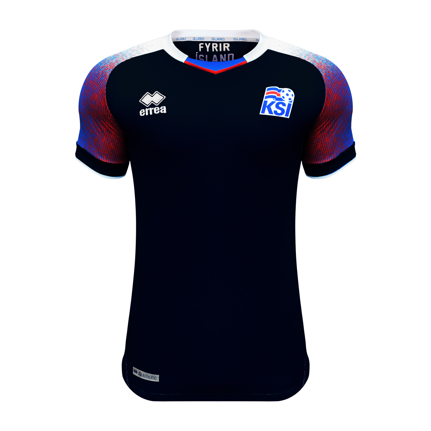 KSÍ - Iceland National Football Team Goalkeeper Shirt 2018 - 2020 - Junior